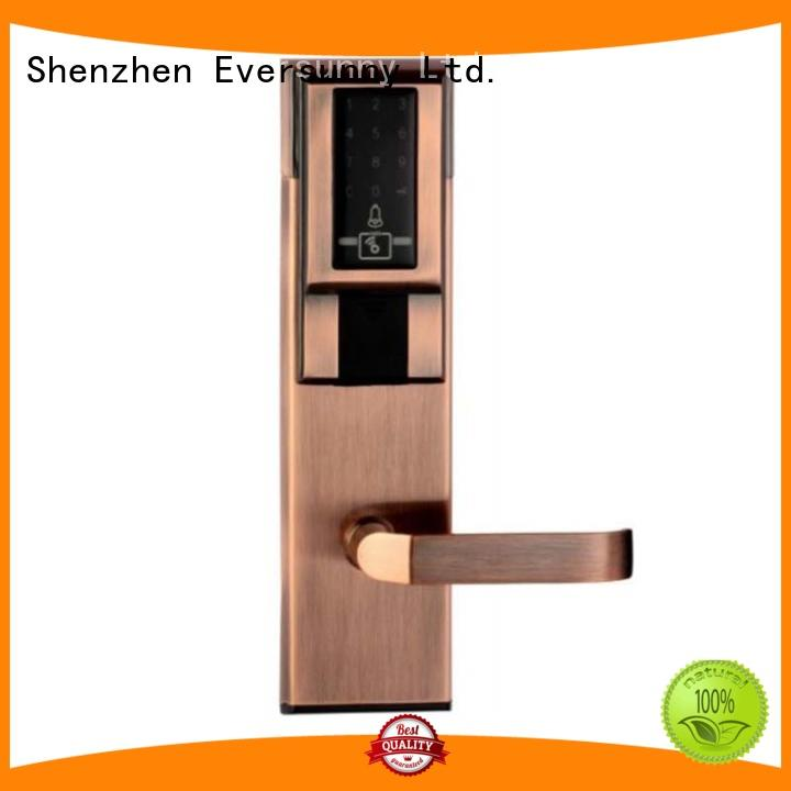 Eversunny keypad code lock smart for apartment