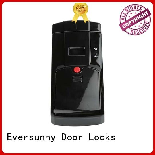 Eversunny smart electronic door lock with remote control good quality for home
