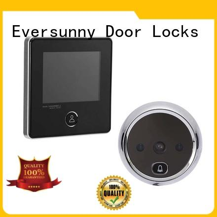 Eversunny digital peephole security camera for broken bridge