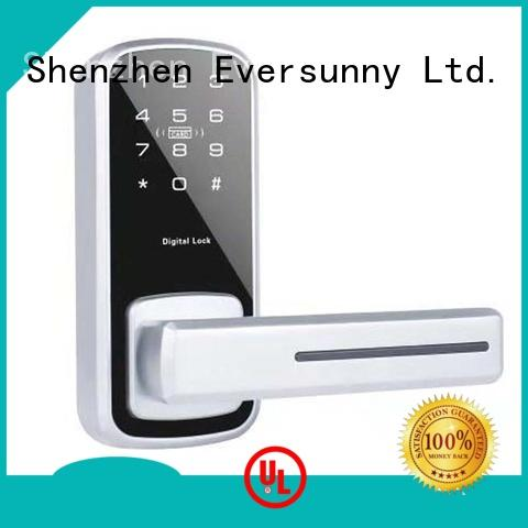 Eversunny keyless coded lock entry home for office