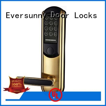 Touch Screen Smart Electronic Combination Password Door Lock