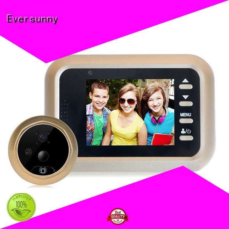 electronic video peephole Energy-saving for home