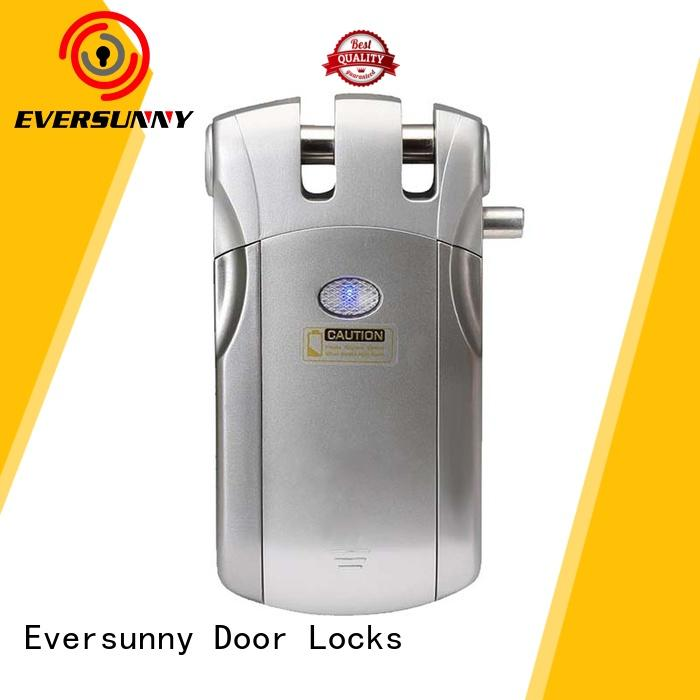 concealed mobile auto lock electronic Eversunny company