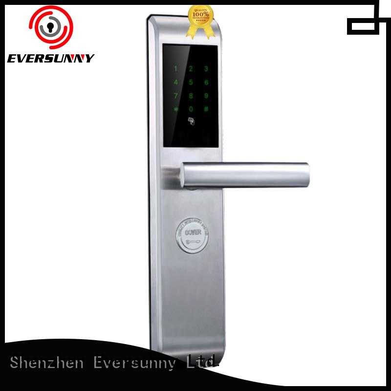 Eversunny security code entry locks smart for apartment