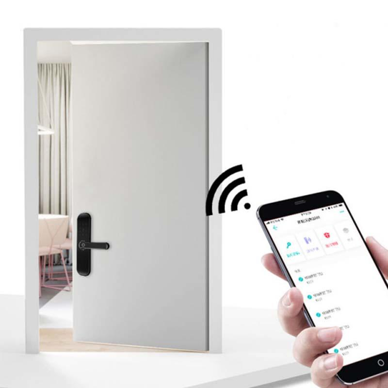 security passcode door energy-saving for door Eversunny