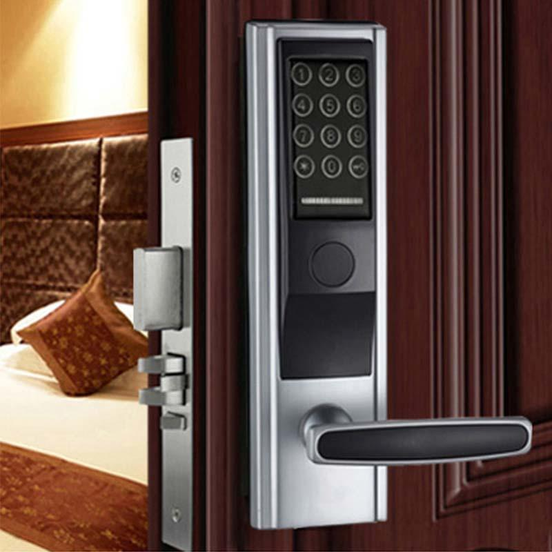 Cheap Electronic Combination Keypad Number Code Front Door Lock