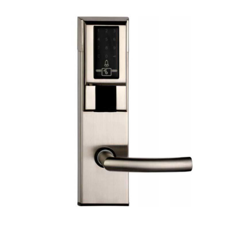 Handle digital Security Code Door Entry Lock  Keypad Deadbolt
