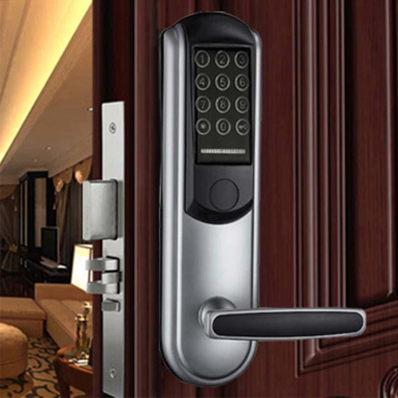 Touch Screen Smart Electronic Combination Password Door Lock