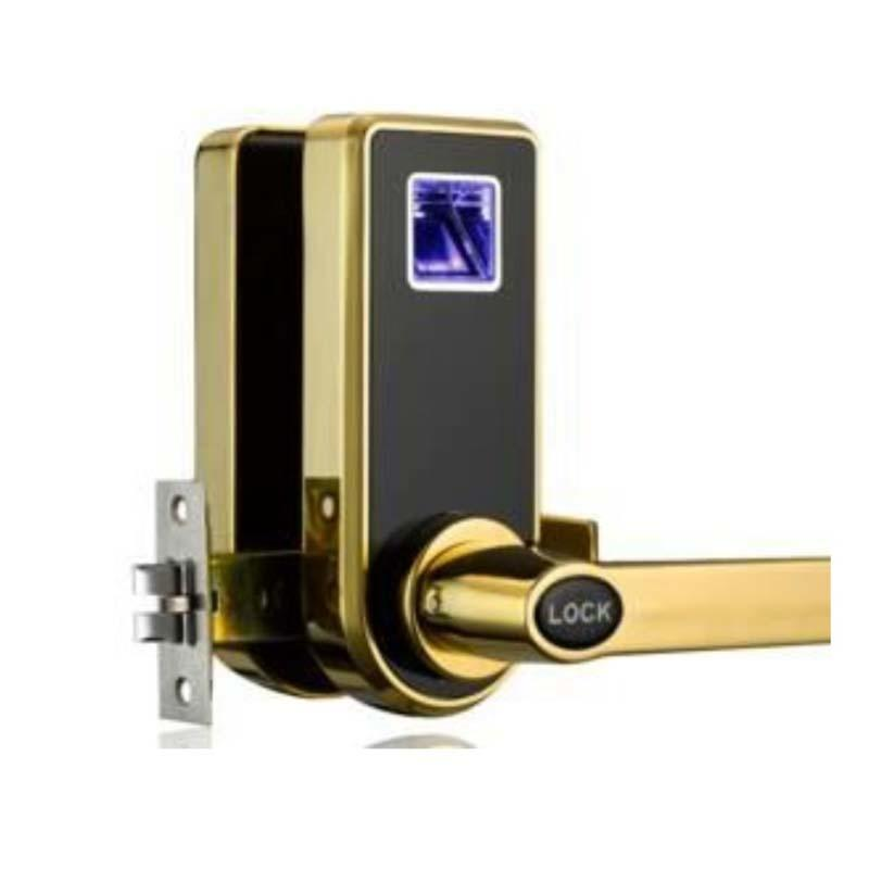 USB Rechargeable Smart Keyless Finger Scanner Lock