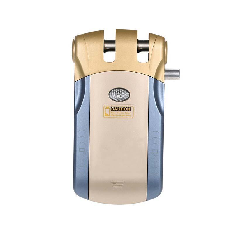 unlock keyless digital hidden door lock mobile Eversunny Brand