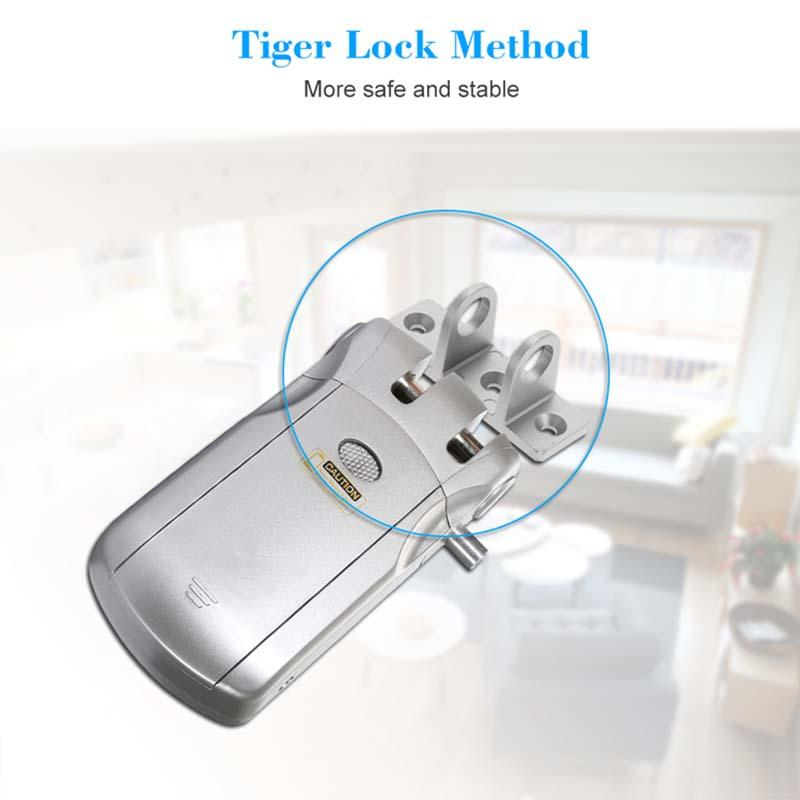 invisible invisible security lock mobile mobile controlled for office
