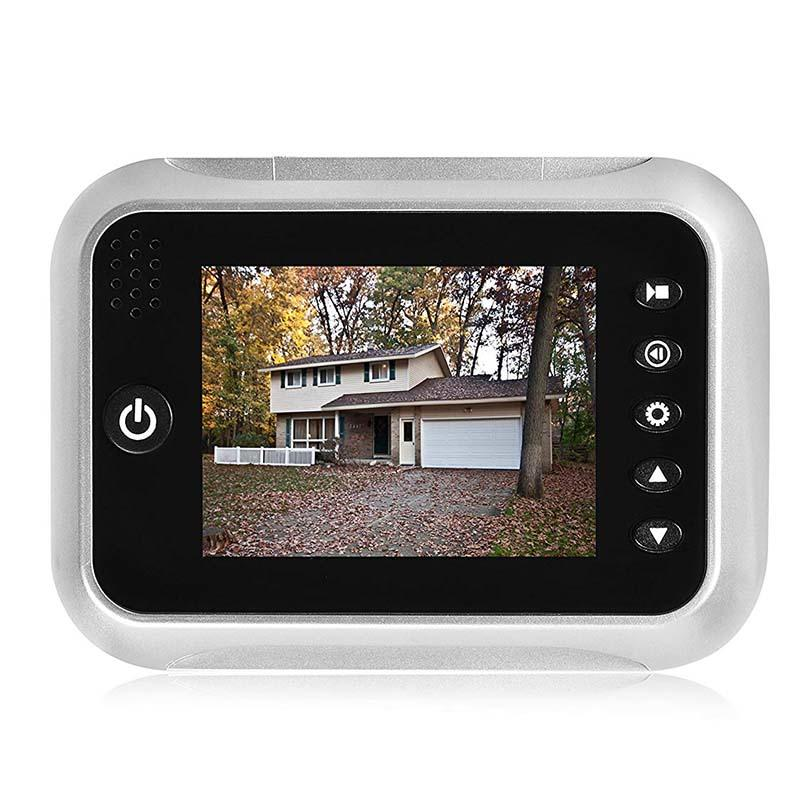 Digital Door Viewer 3.5 Inch TFT LCD Screen with Night Vision