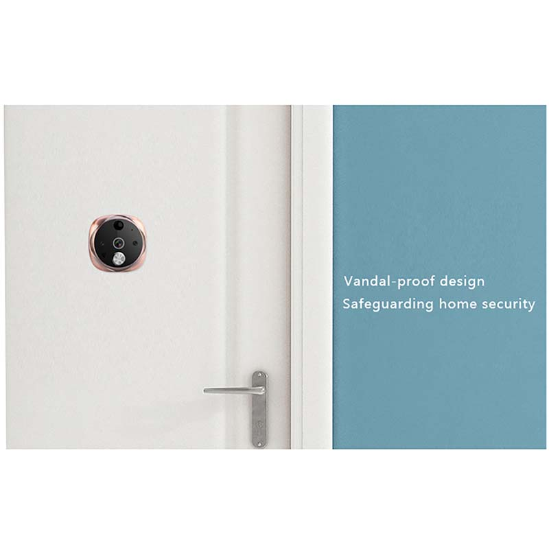 Eversunny convenient wifi peephole door viewer digital HD for peepholecam-7