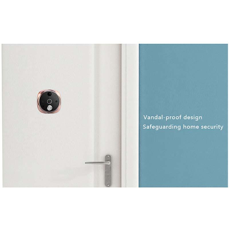 Digital Peephole Camera Home Wifi Door Viewer