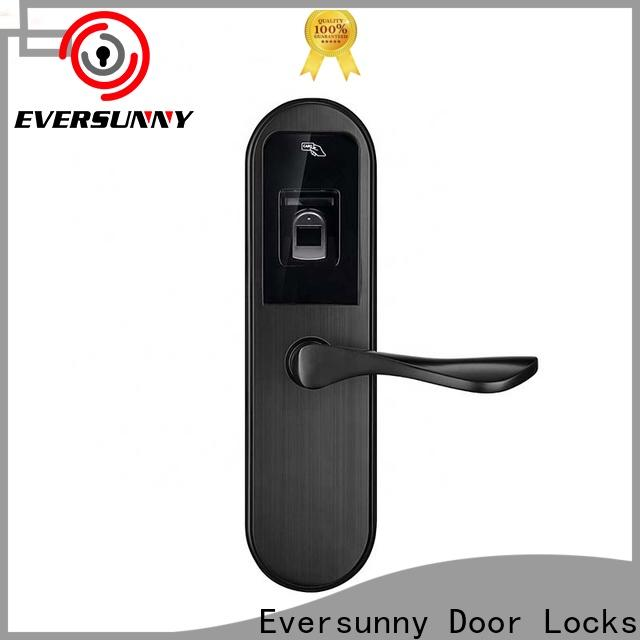 Eversunny durable finger touch lock handle