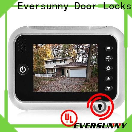 Eversunny convenient digital door eye with wide angle for aluminium door