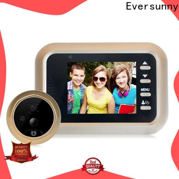 Eversunny peephole viewer Energy-saving for apartment