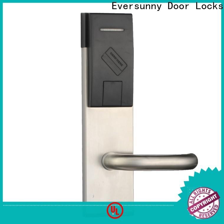 Eversunny key card lock system energy-saving for hotel