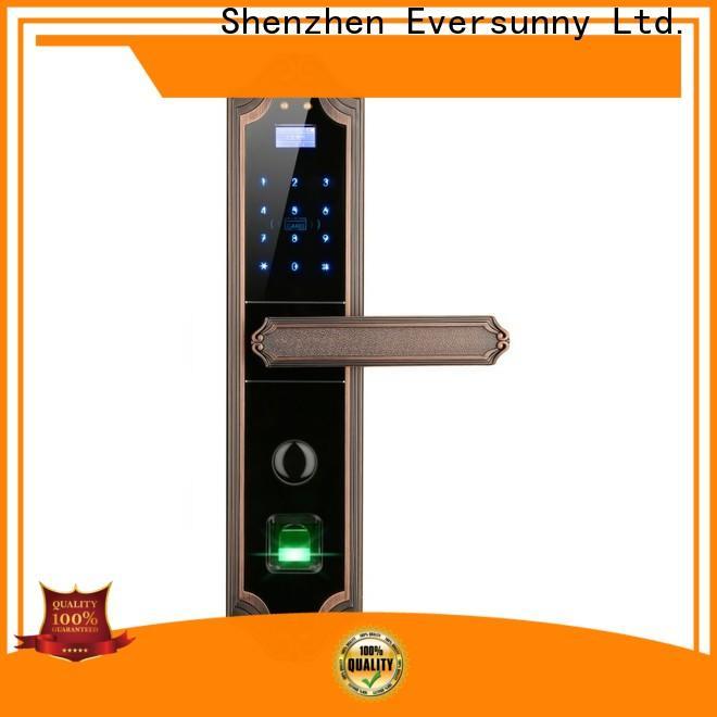 Eversunny keyless lock front door for house