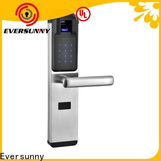 Eversunny smart keyless door lock good quality for office