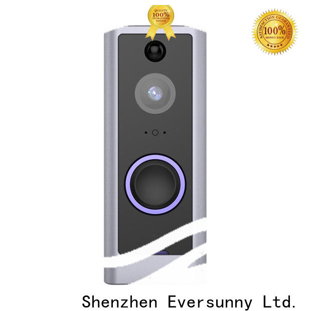 Eversunny best wifi doorbell international standard for apartment