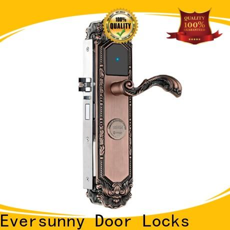 practical card access locks international standard for home