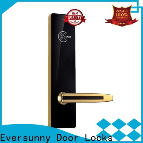fast door key card system hotel smart locks for apartment