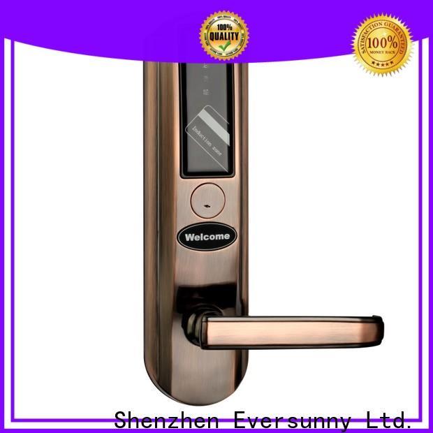 Eversunny Electronic key card lock system energy-saving for door