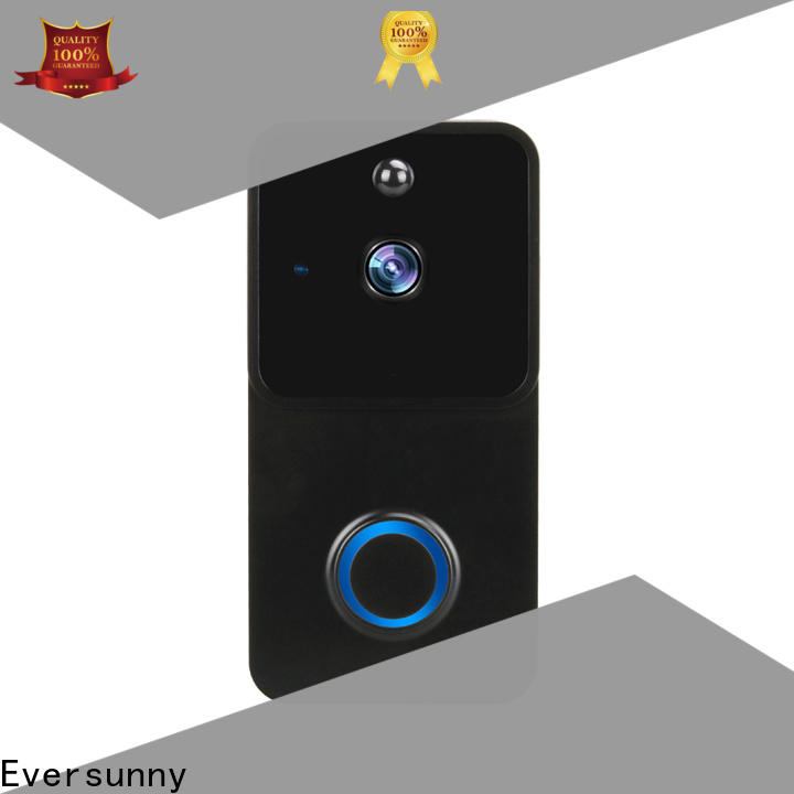 fast ring wifi doorbell international standard for home