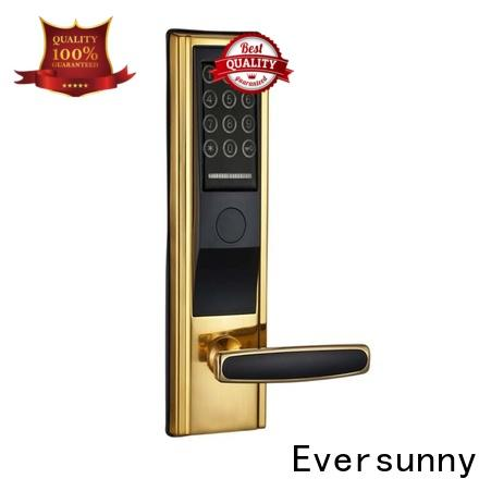 Eversunny multiple-digit number code door lock entry home for hotel