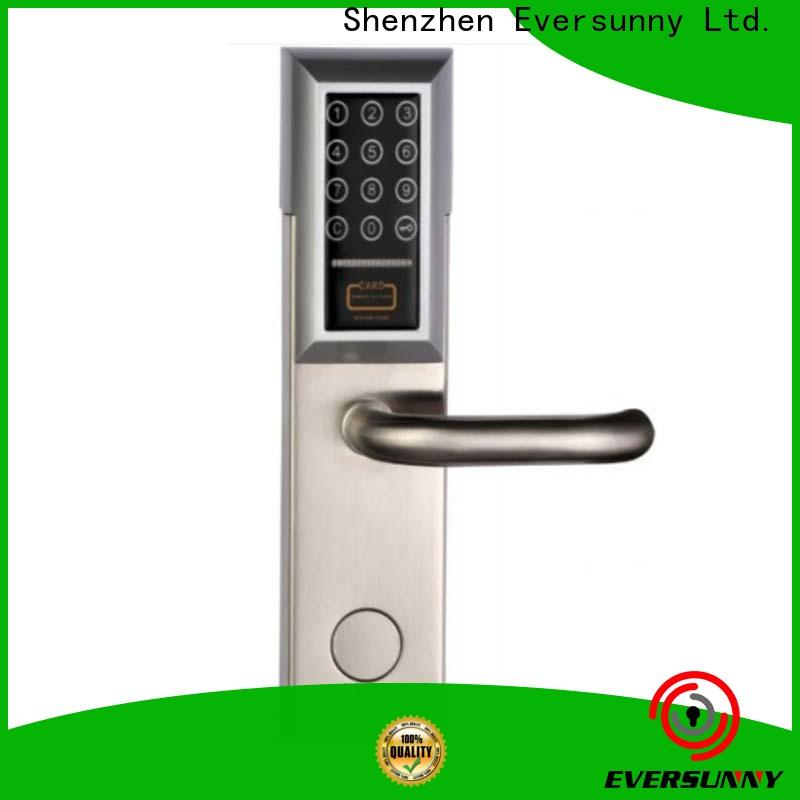Eversunny multiple-digit locks with code smart for hotel