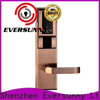 Eversunny coded lock entry home for door