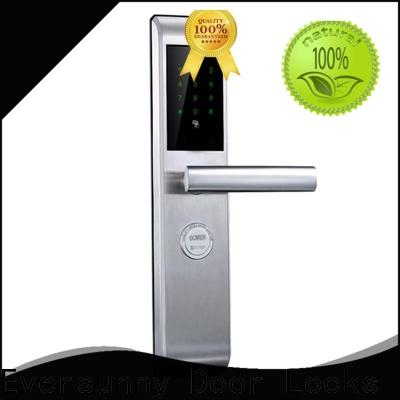 Eversunny keypad pin code door lock entry home for apartment