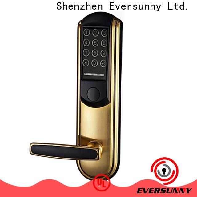 Eversunny keypad password door lock system smart for apartment