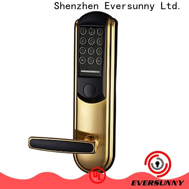 Eversunny keypad password door lock system smart for apartment