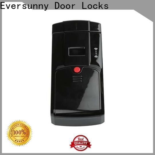 Eversunny wireless remote control gate lock energy-saving