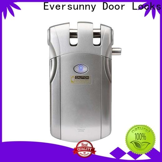 invisible remote control door locks for homes energy-saving