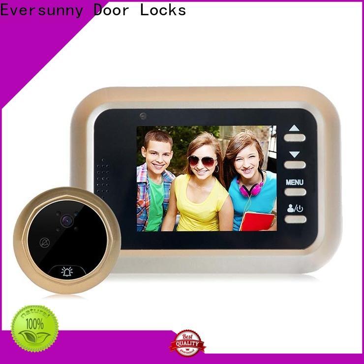 Eversunny best digital door eye power-saving for aluminium door