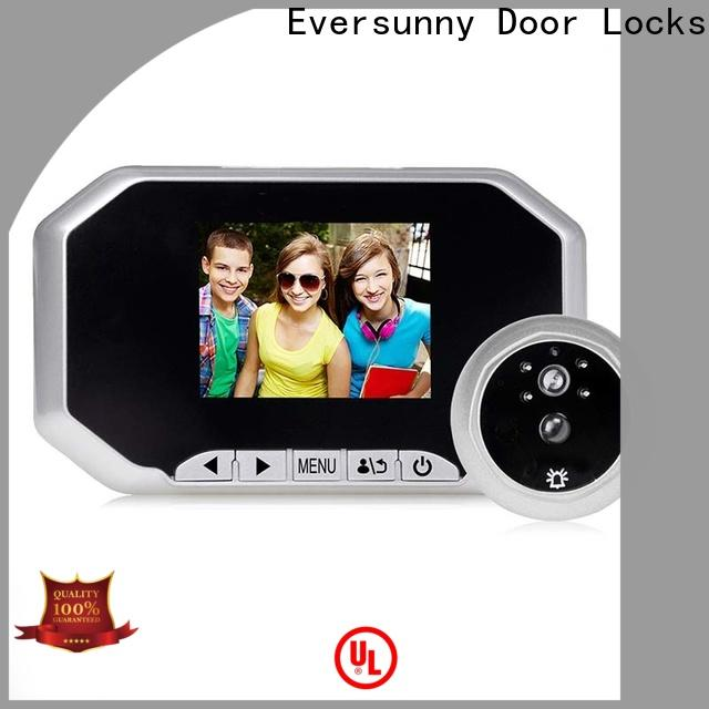 Eversunny door peephole viewer manufacturer for home