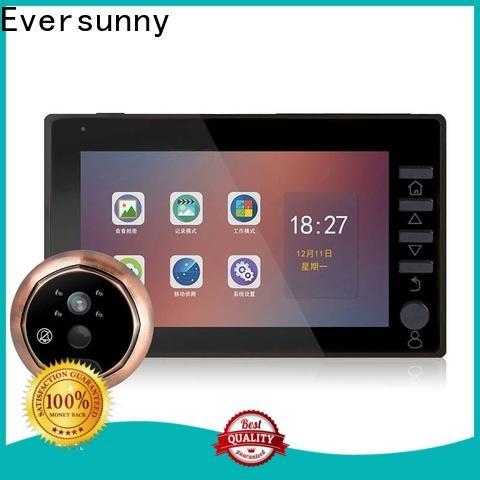Eversunny door eye viewer LCD for front door