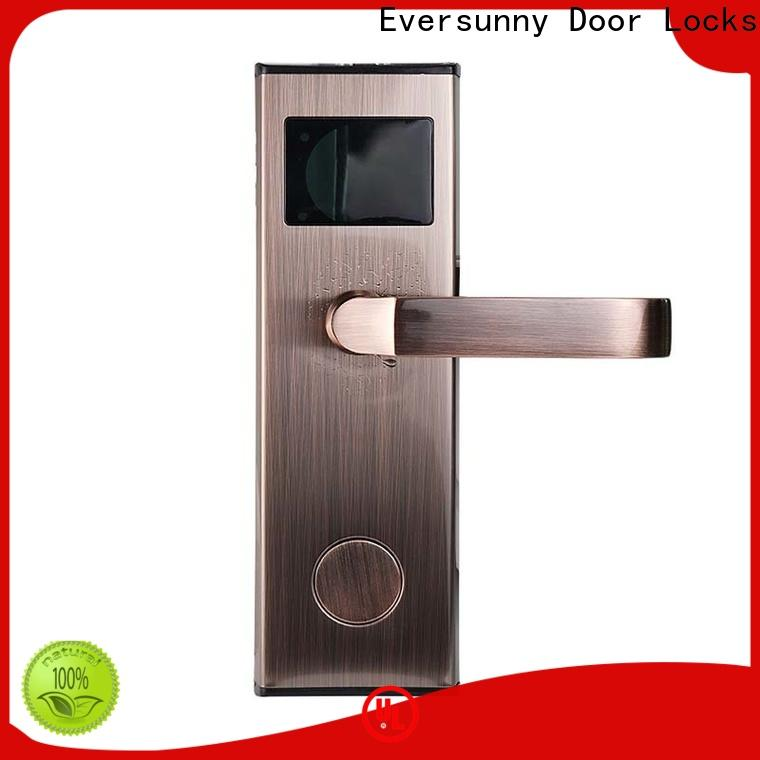 Eversunny key card lock system energy-saving for home