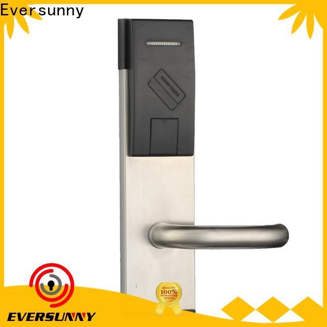 Eversunny card door lock energy-saving for apartment