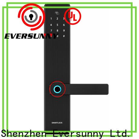 Eversunny finger pin lock knob