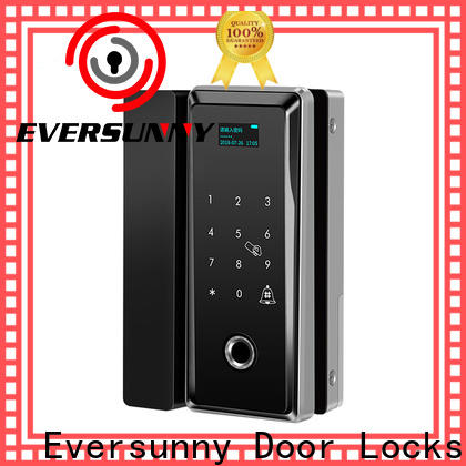 Eversunny superior finger scan door lock good quality for residence