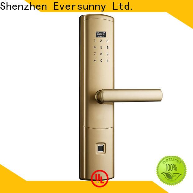 safe keyless door lock factory price for apartment