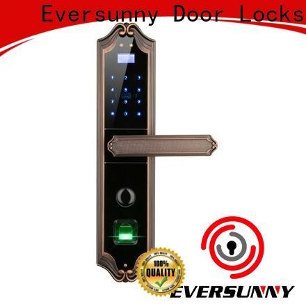Eversunny fingerprint lock system factory price for residence