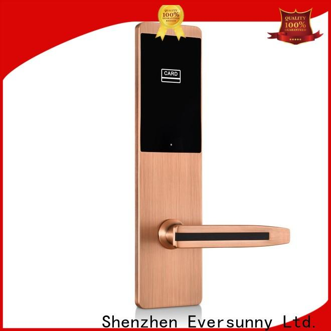 Eversunny key card door entry systems energy-saving for home