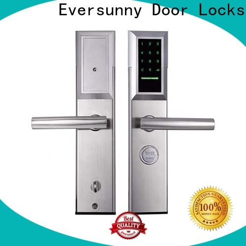 front key code door lock smart for door