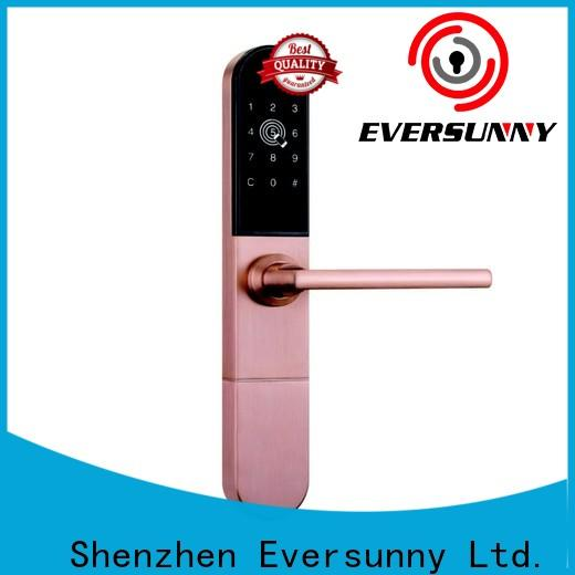 electronic security lock entry home for apartment