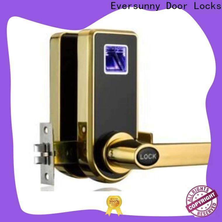 best best fingerprint door lock knob for home